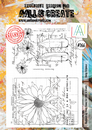 AALL and Create Clear A4 Stamp Set #266 - Daisy Elegance by Tracy Evans